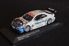Minichamps Mercedes-Benz CLK-DTM 2002 1:43 #11 Thomas Jäger (GER) (JS)