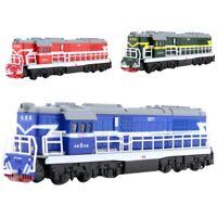 Modèle en Alliage de Locomotive 1:50, Son et LumièRe en MéTal Vers le Modèl I4K3