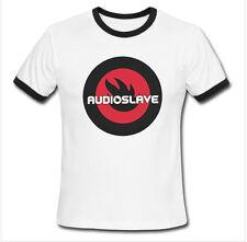 AUDIOSLAVE tee Chris Cornell rock band RATM Soundgarden t-shirt S M L XL 2XL