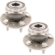 Pair(2)  Front And Rear Hub Bearing Assembly Fits 2012-2016 Tesla Model S