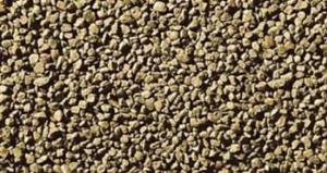 Woodland Scenics B85 Bag Of Dark Brown Coarse Ballast