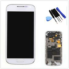 For Samsung Galaxy S4 Mini i9195 LCD Screen display + Touch Digitizer + Frame