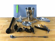 13 Pc Bartending Bartender Kit Supplies - home and professional barware