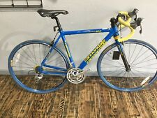 Cannondale Silk Road 800 Blue Road Bicycle Shimano 105 Components 53cm