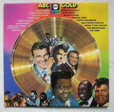 2LP ABC GOLD TOMMMY ROE BARRY MANN PONITAILS THE TAMS IMPRESSIONS FATS DOMINO
