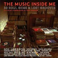 The Music Inside Me - 30 Soul Gems & Lost Grooves - Various (NEW 2CD)