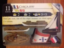 Pirates Fire & Steel #041 Carcajou Pocketmodel CSG