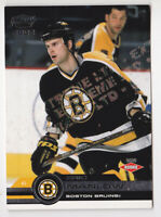 01-02 Pacific Eric Manlow /49 EXTREME LTD. Bruins 2001