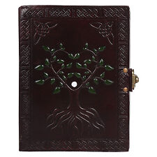 Handmade Vintage Antique Looking Genuine Leather Journal Diary Notebook