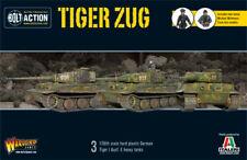 Tanque Alemán Tiger 1 Zug Perno acción Warlord Games 28mm Sd