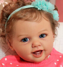 "Marigold By Ann Timmerman New Release Reborn Toddler Doll Kit @29""@Body Included"