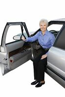 Car Caddie Handle Lift Mobility Aid Senior Arthritis Aid Support Strap Stand NEW