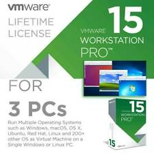 VMware Workstation 15 Pro for Windows 5PC Lifetime License Key