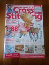 'The World Of Cross Stitching Magazine issue 280'