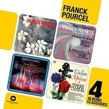 Franck Pourcel - Coffret 4 CD Pages Célèbres (NEW 4CD)