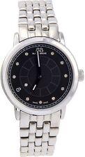88 Rue Du Rhone 87WA120003 Womens Dress Double 8 Origin Diamond Black Dial Watch