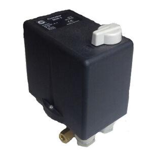 Three phase air compressor pressure switch10 amps Condor MDR3 australia  stock
