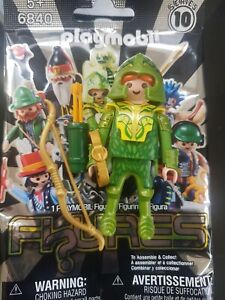 "Figurine Playmobil  ""Elf"" Série 10 - 6840"