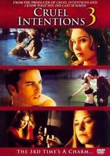 Cruel Intentions 3 - DVD Region 1