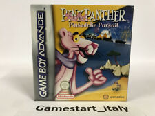 PINK PANTHER PINKADELIC PURSUIT - NINTENDO GAME BOY ADVANCE GBA - GIOCO NUOVO