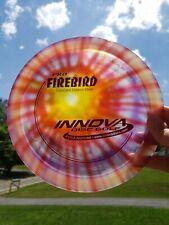 Pro Firebird Rare Factory Dye Innova Disc Golf