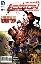 Legion of Super-Heroes #12 Unread New Near Mint New 52 DC 2011 **21
