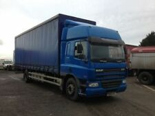 Diesel Curtain Side 4x2 Commercial Lorries & Trucks