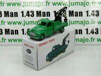 DT81E Voiture réédition DINKY TOYS atlas : 35A Camionnette Dépannage Citroën 23