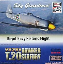 Sky Guardians Hawker Sea Fury  1/72 Witty Wings WTW-72-025-00B T.Mk 20 Royal