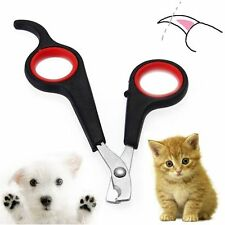 Small Animal Manicure Pet Nail Cutter Claws Scissor Cat Dog Trimmer Clipper