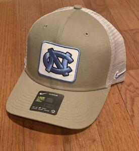 Men's North Carolina Tar Heels UNC Nike Classic 99 Trucker Adjustable Hat NWT