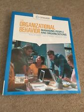 Organisational Behaviour by Ricky Griffin, 2019 13th edition