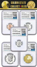 2017-S 225th Ann. Enhanced Set NGC SP70 Early Releases 225TH Mint Label  live!!