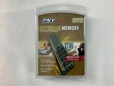 PNY OPTIMA 256MB DDR DIMM 333 MHz PC2700 Desktop  D256MPC270PT