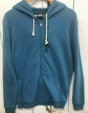 Men's Animal 'Safou' Zip through hoody size M F96 Lyons blue