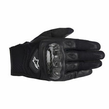 Alpinestars Palm Leather & Textile Motorcycle Gloves