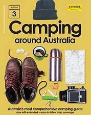 chunky book Camping Around Australia by Explore Australia (Paperback, 2016)