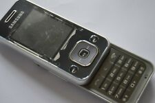 Samsung F250i (Entsperrt) Blau Handy Slider selten