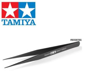 Tamiya 74004 Craft Tools - Straight Tweezers