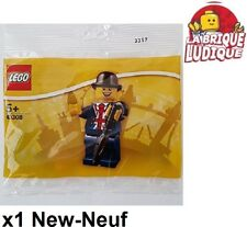 Lego - Polybag Exclusive Leicester Square Londres figurine anglais 40308 NEUF