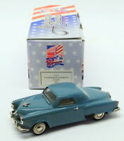 American Classics 1/43 Scale Model AA1 - 1951 Studebaker Champion Coupe - Blue