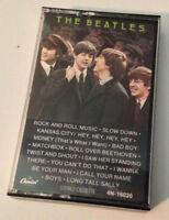 THE BEATLES - Rock N' Roll Music Volume 1 - Cassette Tape - EX