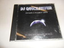 Cd   DJ Quicksilver  – Escape 2 Planet Love