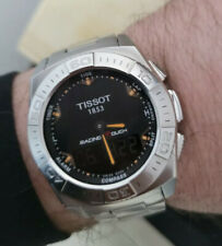 Tissot Racing T Touch Watch T002520A   Perfect working order ..