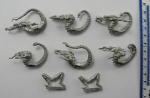 6 Incomplete FIENDS OF SLAANESH Metal Realm of Chaos Daemons Warhammer 1980s 13