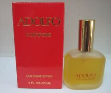 Francis Denney ADOLFO COUTURE 1 Fl oz/30 ml Cologne Spray WOMEN RARE