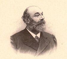 Albert Théodule Gouel Médecin en Chef l'Hôpital de Villepinte Maladie Pulmonaire