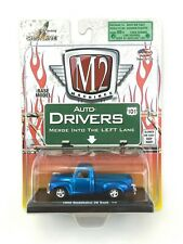 M2 Machines Auto-Drivers 1950 50 Studebaker 2R Pickup Truck Die Cast 1/64 Scale