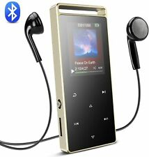 AGPETK 8GB Bluetooth 4.0 Multifunction HIFI Lossless Sound Music MP3 Player