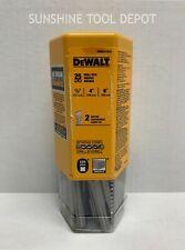 Dewalt Dw5437b25 Rock Carbide 12 X 6 Sds Plus Rotary Hammer Bit 25 Pack